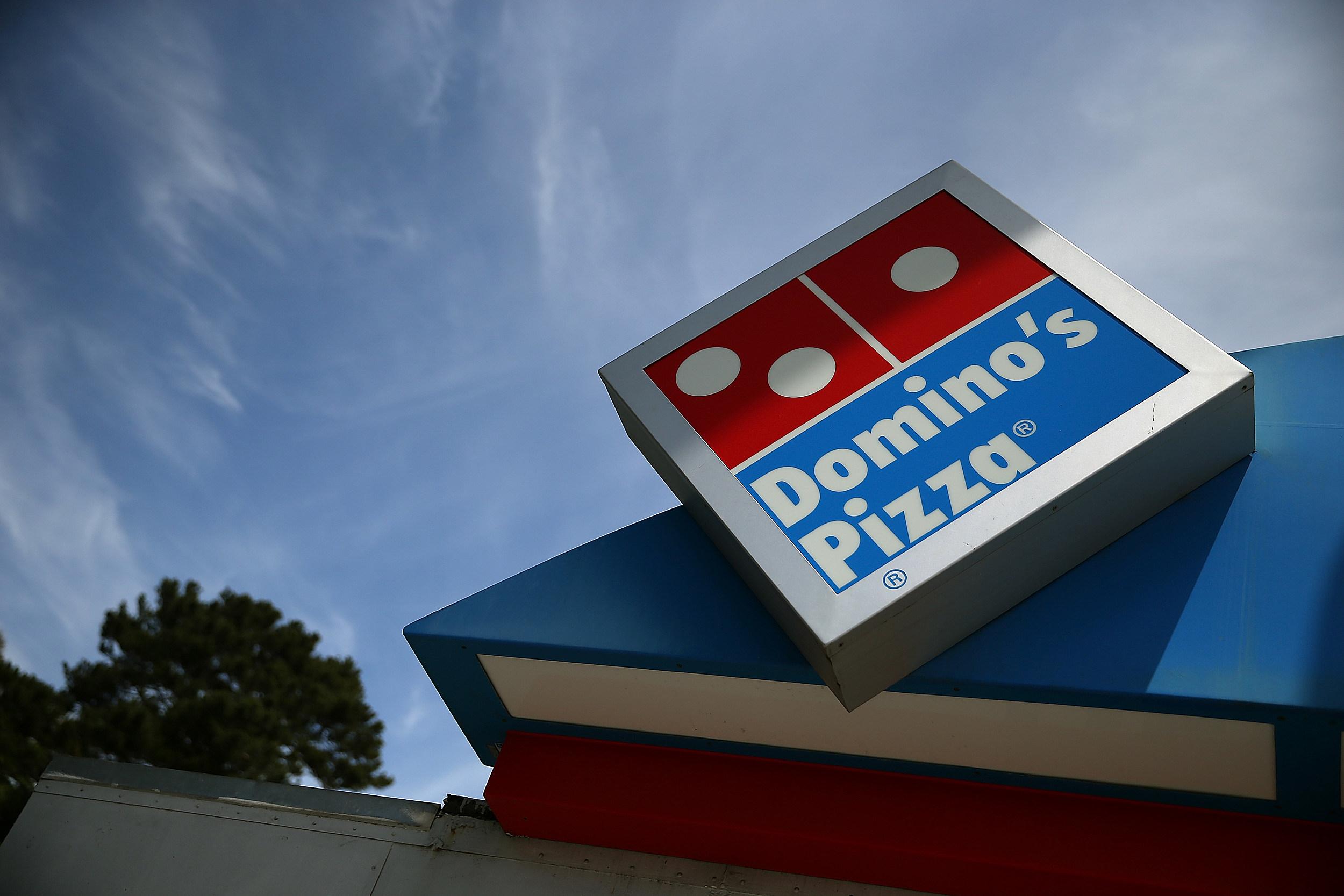 Domino's Reports Almost 20 Percent Increase In Quarterly Profits