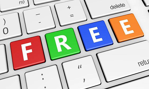 Free Sign On Keyboard