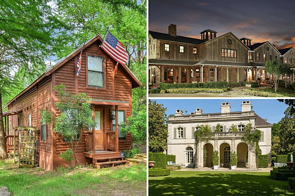 Most expensive home listing in texas is in east texas for Zillow most expensive