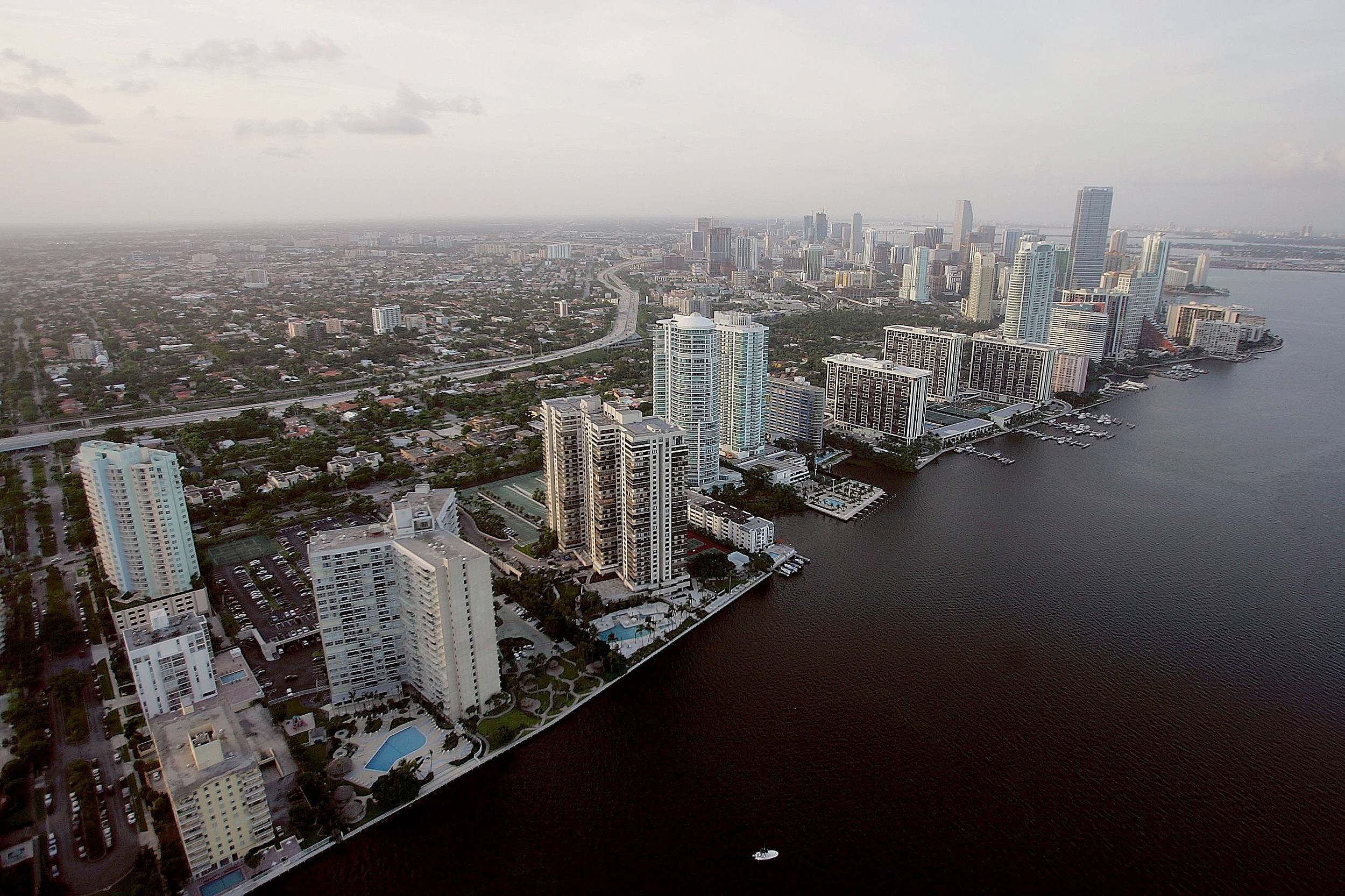 Miami Area Experiences Construction Boom
