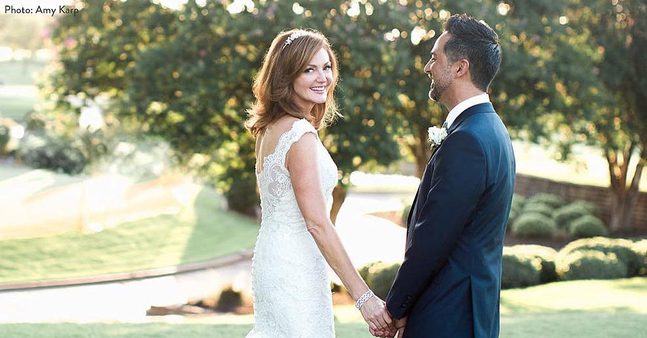 kellie allen wedding amy karp photo credit - Wedding Steps Reception