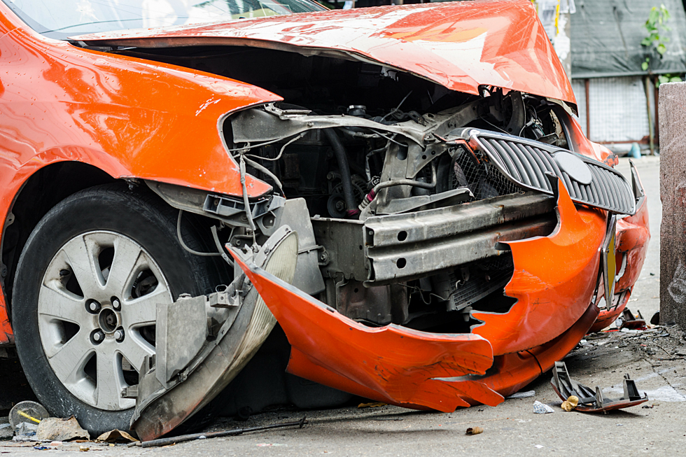 I\'m Mesmerized By Video Of Car Crashes