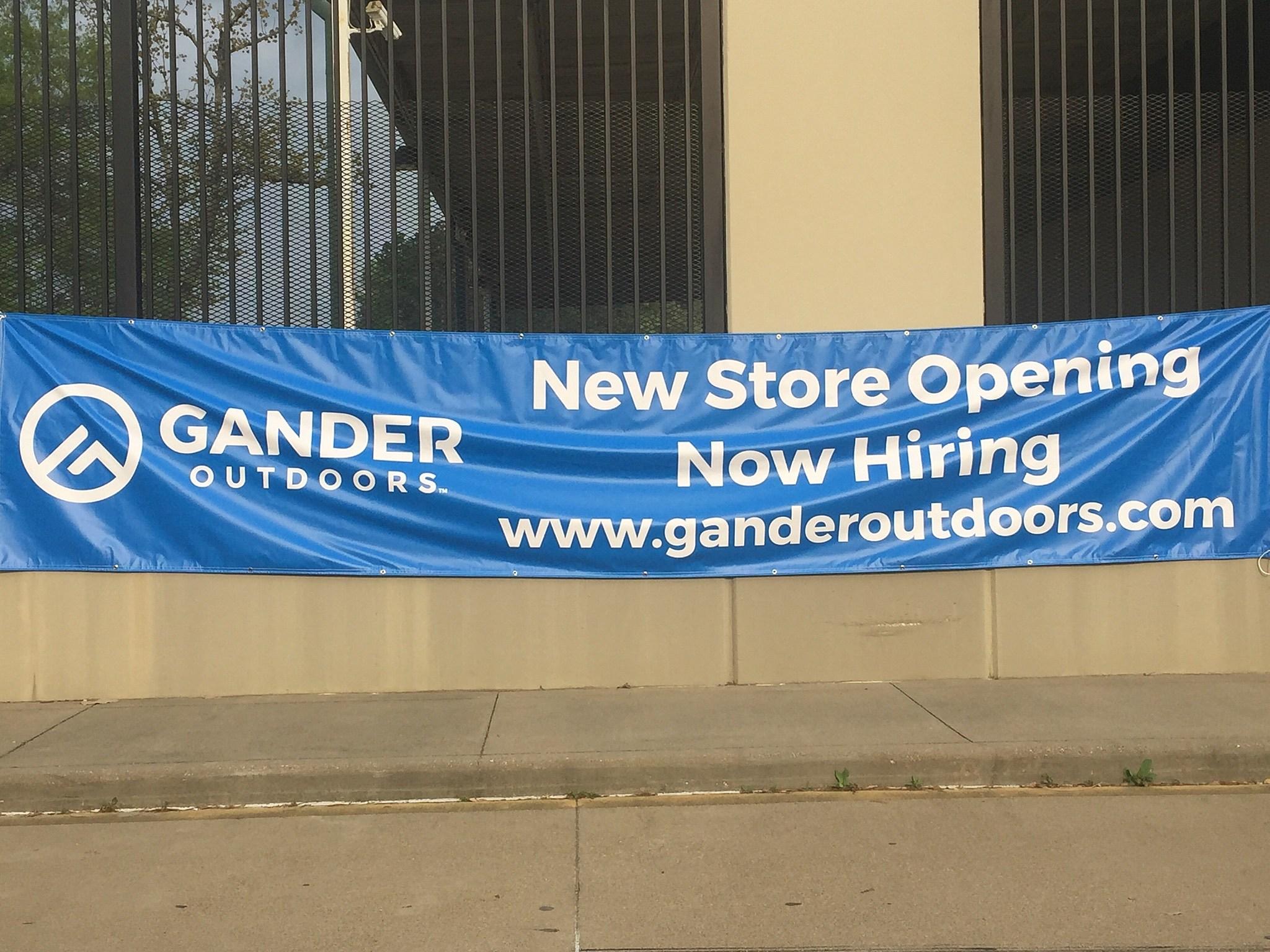 Gander Mountain To Re-Open As Gander Outdoors In Tyler